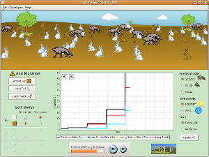 NGHS Environmental Science Blog: Natural Selection Simulation