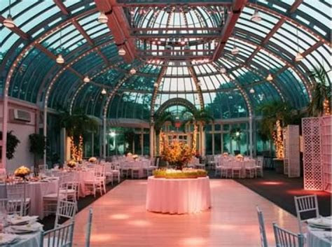 Brooklyn Botanic Gardens, The Palm House   Wedding Venues