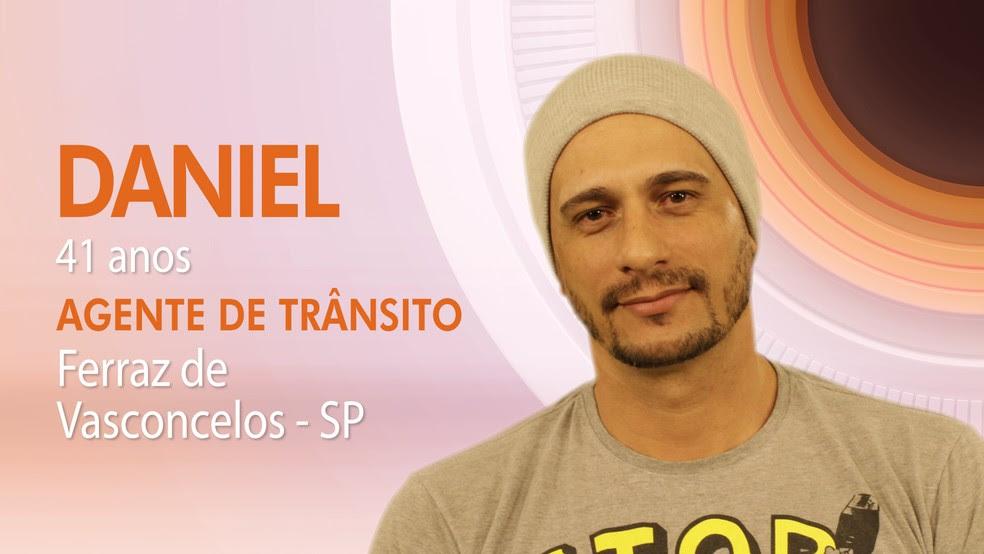 """Daniel, décimo terceiro participante do """"BBB17"""" (Foto: Globo/Divulgação)"""