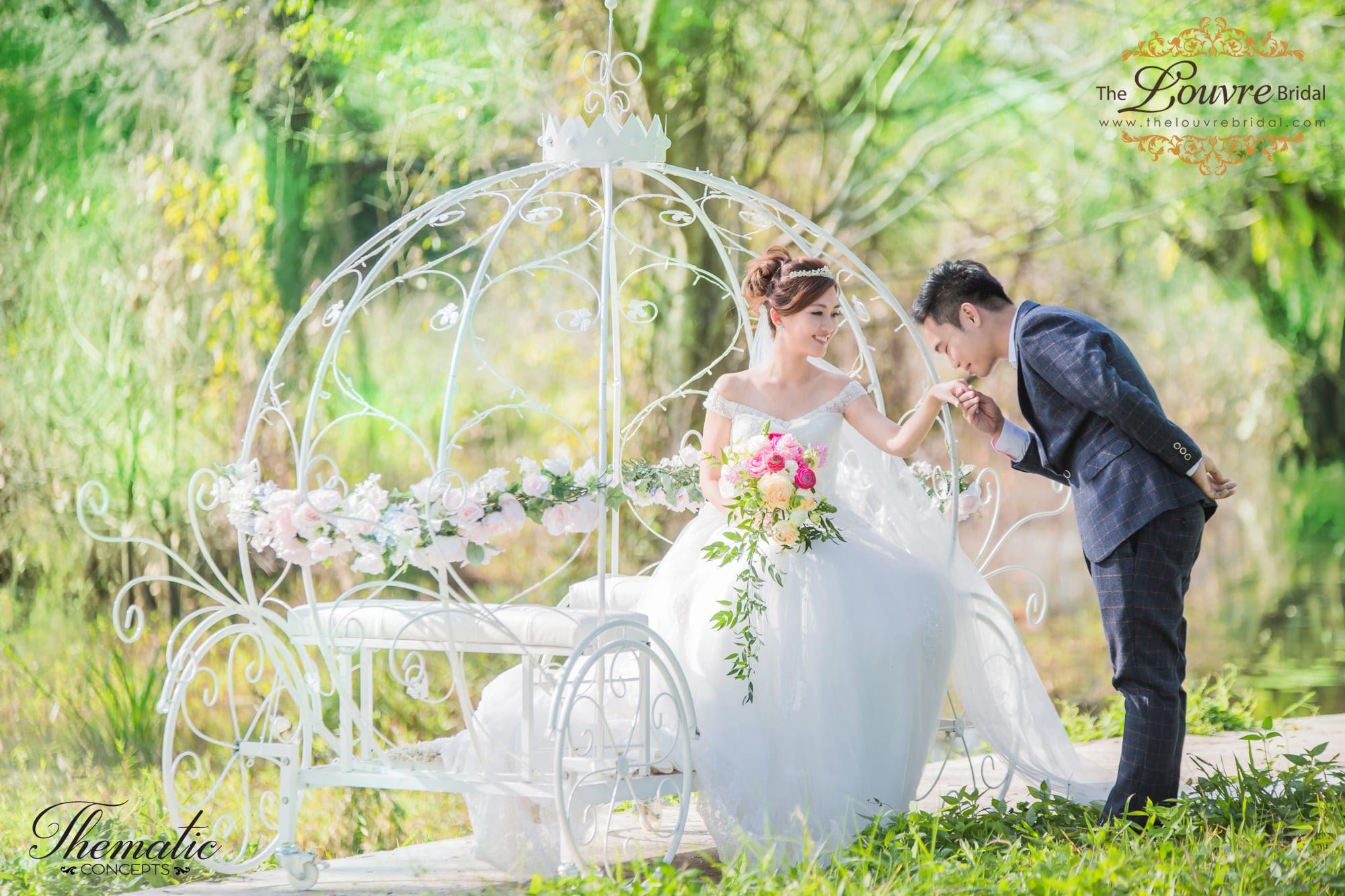 Fairytale Wedding Comes True in 21st Century!
