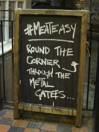 Meateasy, New Cross