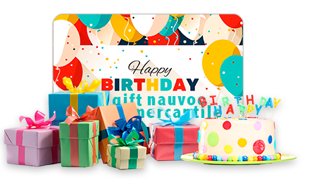 Happy Birthday Gift Card Arrives In Minutes Lds Art And Lds