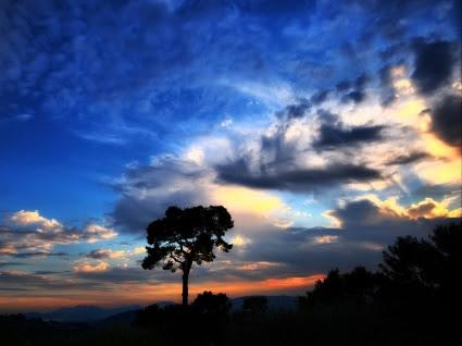 83+ Gambar Pemandangan Langit Paling Bagus
