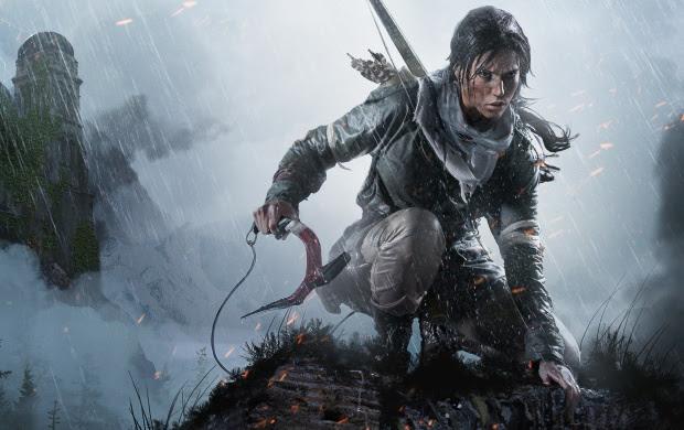 Lara Croft 4k Rise Of The Tomb Raider Wallpapers