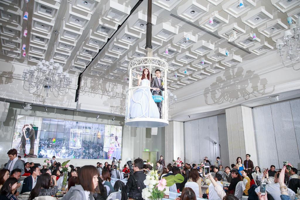 林酒店全球廳婚宴-19