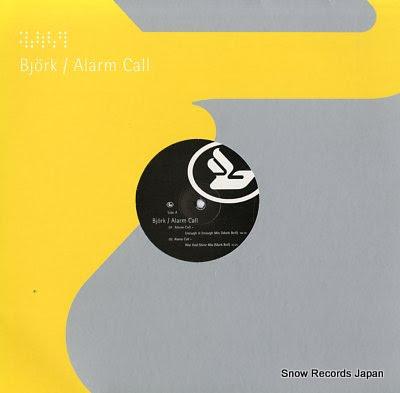 ビョーク alarm call Vinyl Records