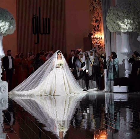 Sheikha Sarah Al Sabah of Kuwait Wedding Pictures   Arabia