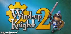 wind up knight android game
