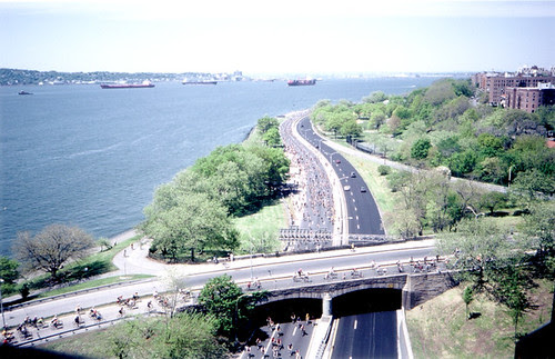 From the Verrazano Narrow Bridge