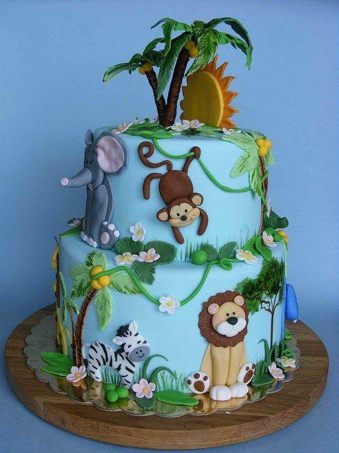 animal/safari theme/baby shower/first birthday