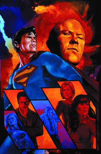 Smallville Season 11 Continuity #2 (of 4)
