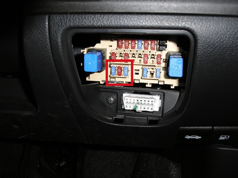 Fuse Box 2014 Versa Note - Wiring Diagram