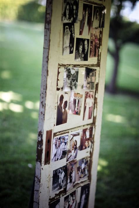 Vintage Wedding Must Do: Wedding Door Decor   OneWed