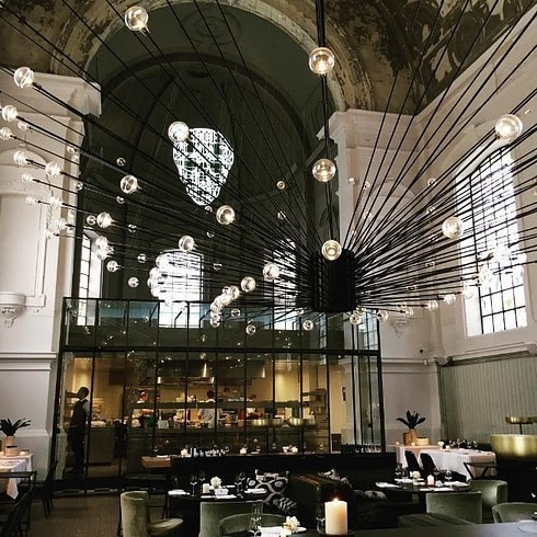 The Jane, Антверпен, Бельгия деликатесы, еда, настоящие гурманы, удивительное рядом