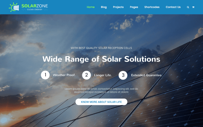 Solar Zone