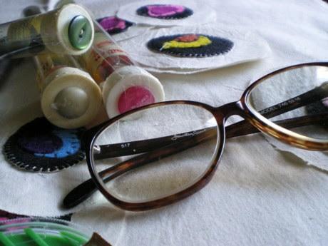 Jonathan Sceats 1980s glasses