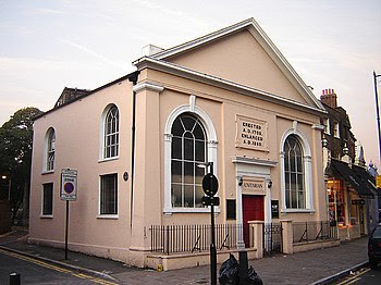 Newington Green Unitarian Church, London, Engl...