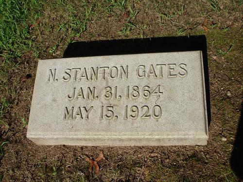 Nathan Stanton Gates by midgefrazel