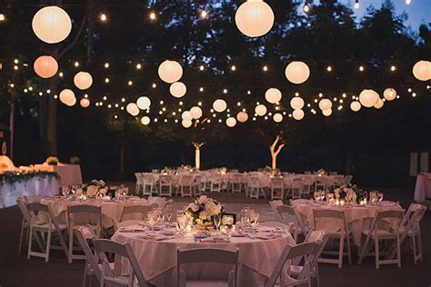 Wedding Lights   10 Creative Wedding Lights Ideas   Bright