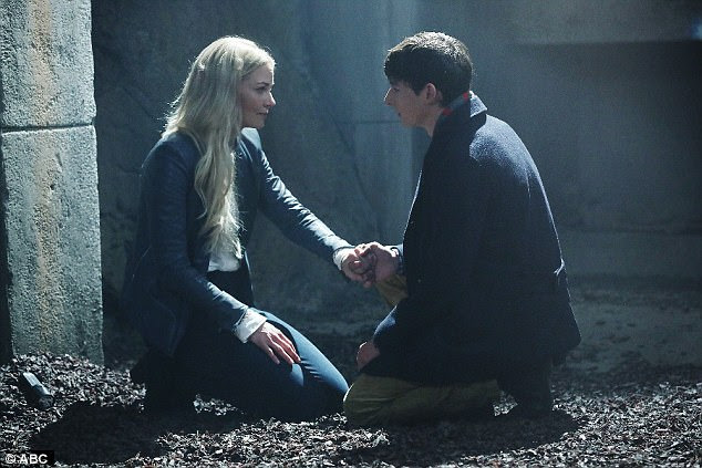 Both out: Others not returning are Jennifer Morrison, who played Snow and Charming's daughter Emma Swan, and Jared S. Gilmore, who kicked off the fantasy drama in October 2011 by noticing the resemblance between things happening in his book of fairy tales and real life