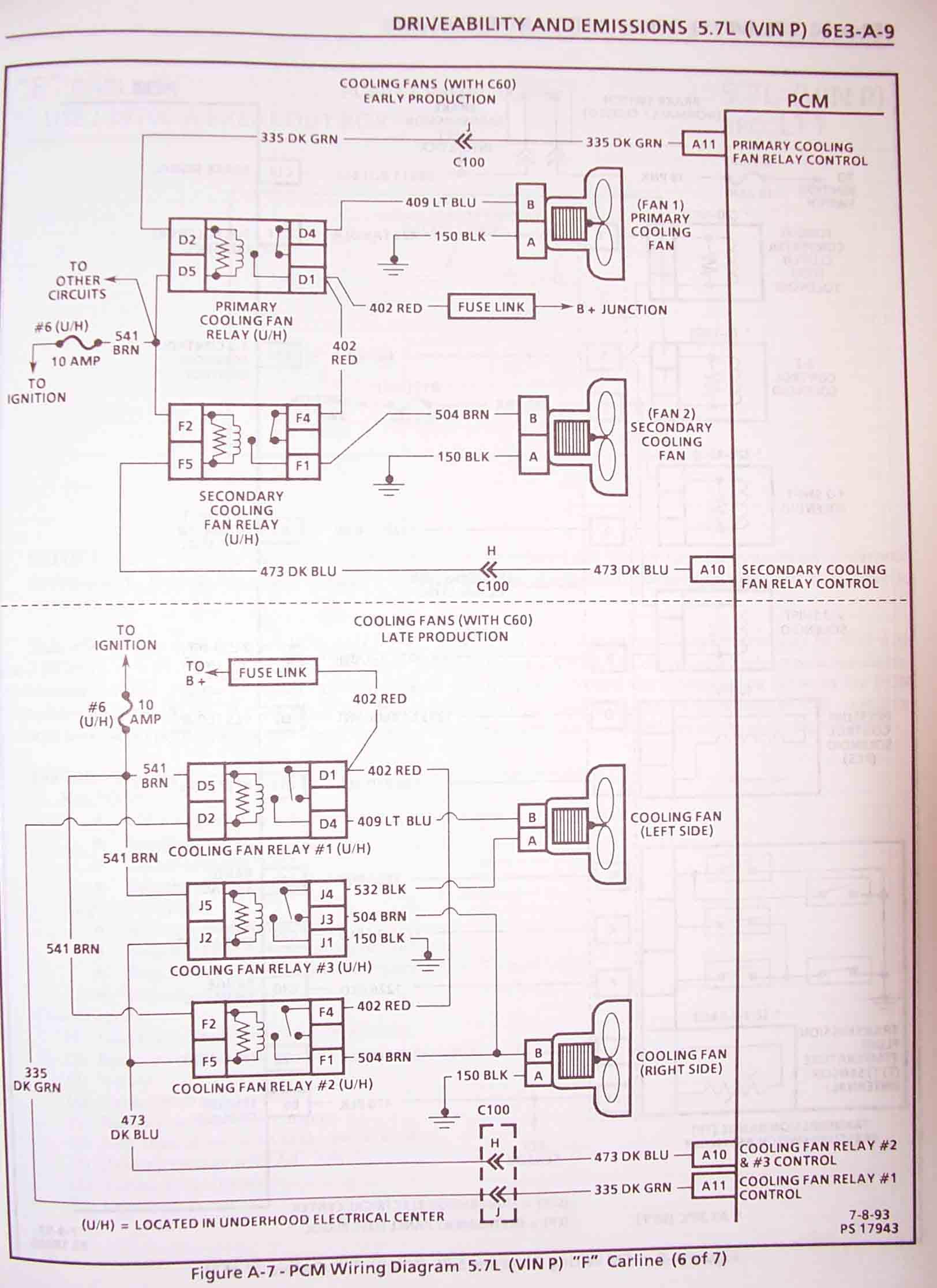 95 Camaro Fan Relay Wiring Diagram Wiring Diagram Regional Regional Frankmotors Es