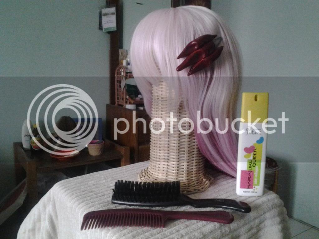 wig things needed
