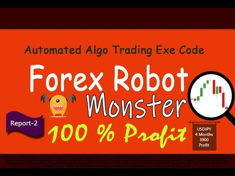 Forex Robot Monster Automatic Trading Report -2