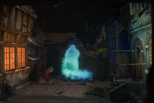 Fairy tale ghost