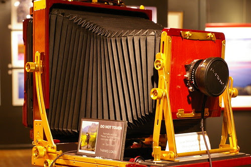 Rodney Lough Jr's camera replica