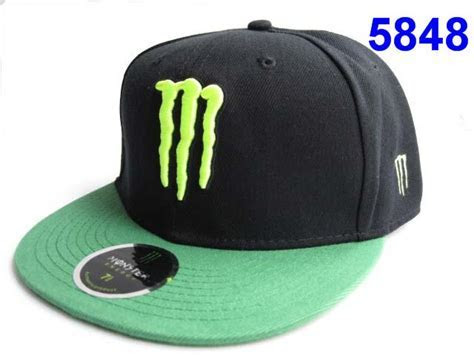 Online New Monster Energy Fitted Hats