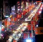 SHENYANG, CHINA - MARCH 21:  (CHINA OUT) A general view of Asia's largest night market on March 21, 2015 in Shenyang, Liaoning province of China. Asia's largest night market with the total length of about 1.8 km was opened on Saturday in Shenyang.  (Photo by ChinaFotoPress/ChinaFotoPress via Getty Images)