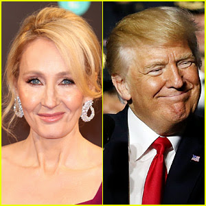 J.K. Rowling Slams Trump for Snubbing Boy in a Wheelchair