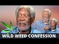 Morgan Freeman's Upsets Pharma: Says Marijuana is 'Only Relief for Fibromyalgia'