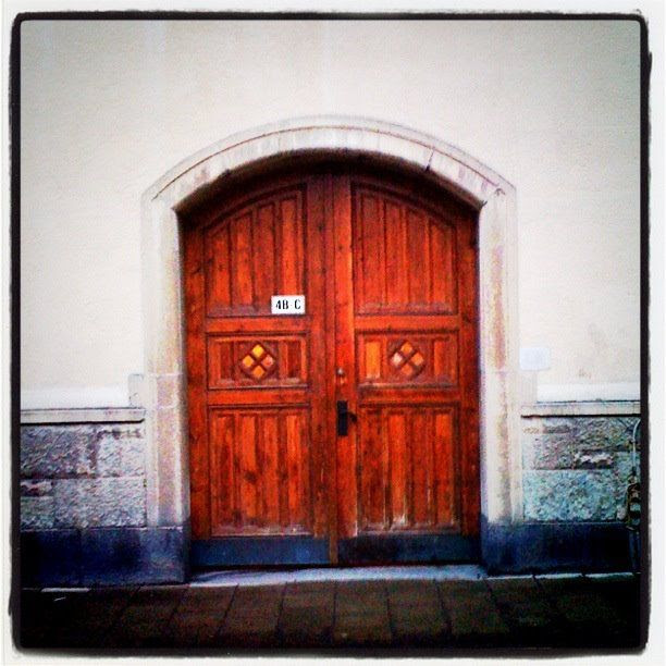 2.29, Plenty of beautiful doors in my city!