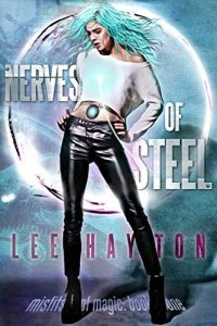 Nerves of Steel by Lee Hayton