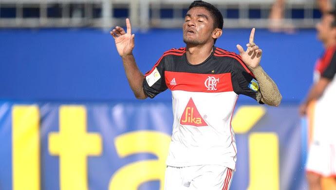 Eudin Flamengo Mundialito de Areia (Foto: Alexandre Loureiro / Inova Foto)
