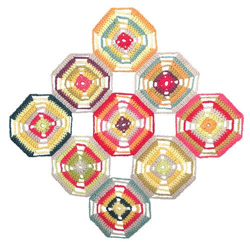 carrés 4