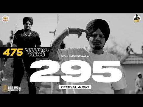 295 (Official Lyrics ) | Sidhu Moose Wala | The Kidd | Moosetape | Lyrics