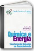 capa do livro Química e energia: transformando moléculas em desenvolvimento