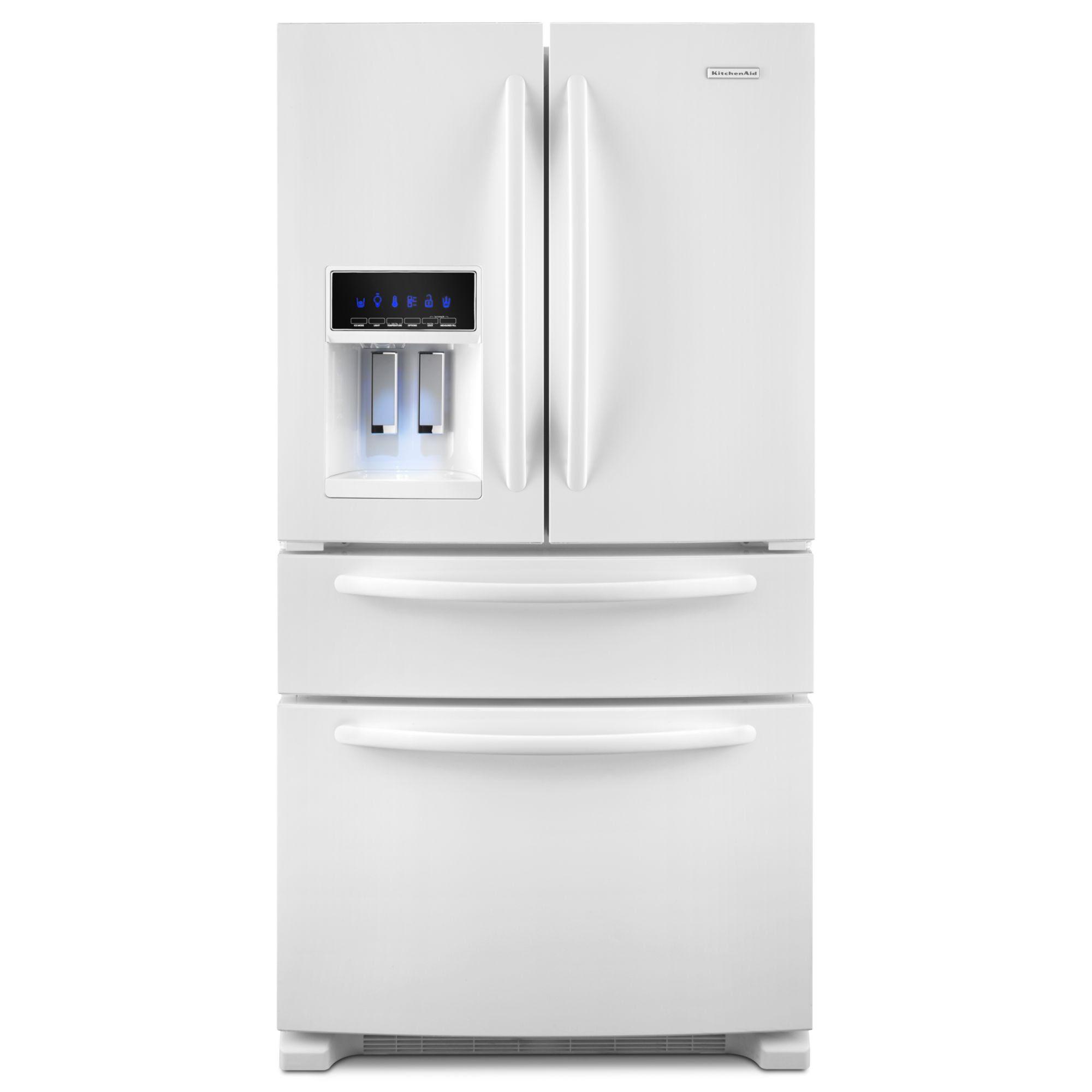 UPC KitchenAid 25 0 cu ft French Door Refrigerator