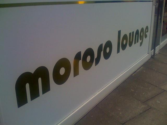 Moroso lounge