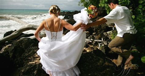 Maui Wedding Packages from Aloha Beach Weddings of Hawaii