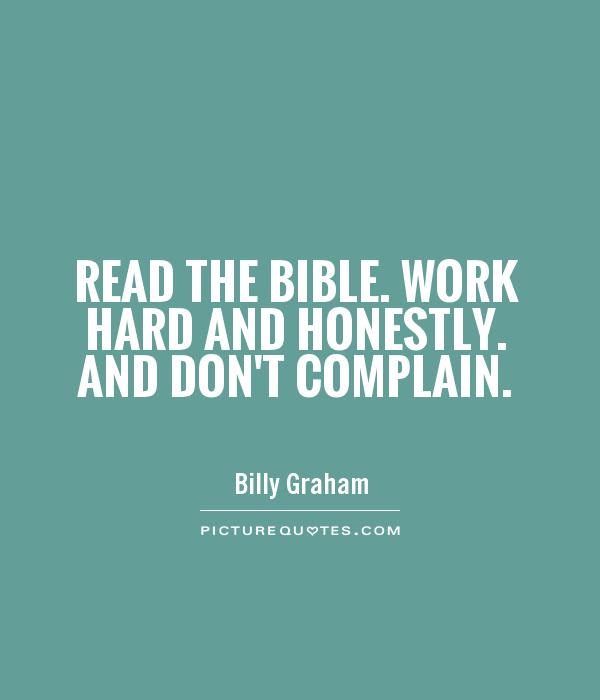 Quotes About Work In The Bible 45 Quotes