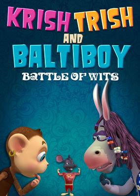 Krish Trish and Baltiboy - Battle of Wits