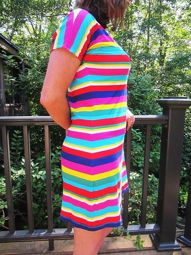 The Cabana Dress side