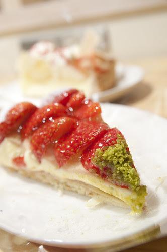 苺のタルト, Fruitscake Factory, Sapporo