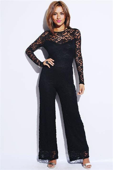 dressy jumpsuits wide leg party jumpsuit affordable