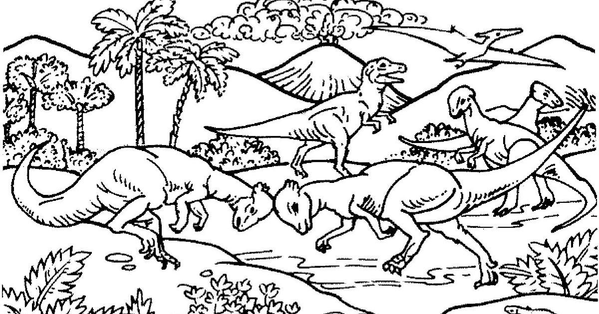 malvorlage dinosaurier  ausmalbilder dinosaurier pdf zum