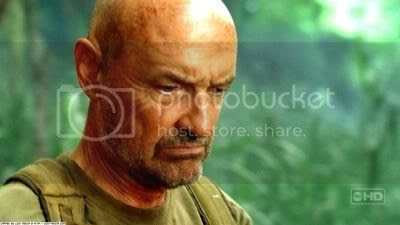 Locke Is Thinking. Simmer Down.