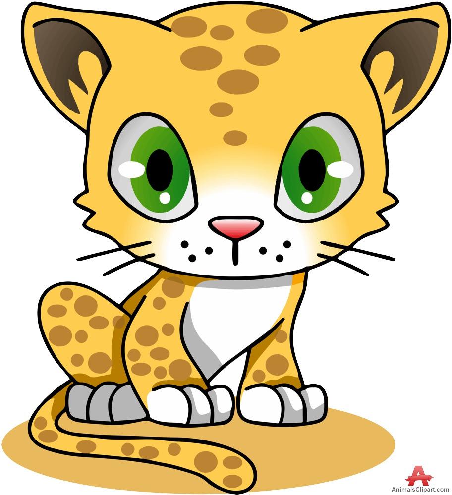 Cute Cat Clipart Free